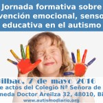 Jornada formativa sobre intervención emocional, sensorial y educativa en el autismo en Bilbao