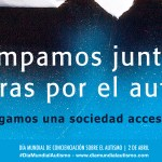 """El movimiento asociativo del autismo insta a la sociedad a """"Romper juntos barreras por el autismo"""""""