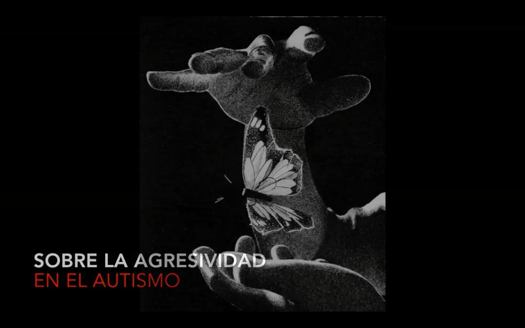 Sobre la agresividad en el autismo. Vídeo Entrevistas con Marta Serra, Neus Carbonell e Iván Ruiz