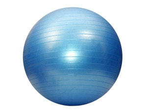 gym ball asd teacher