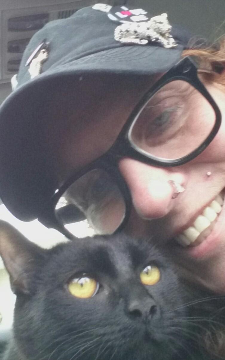 me/friend's cat