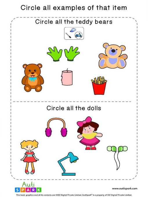 Circle The Toys 8
