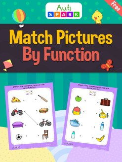 Function Matching Best Matching Activity Workbook : 1