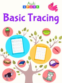 Learn To Trace - Free Tracing Activity Workbook : 1