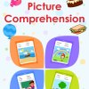Identify & Match Word With Picture - Free Workbook : 1