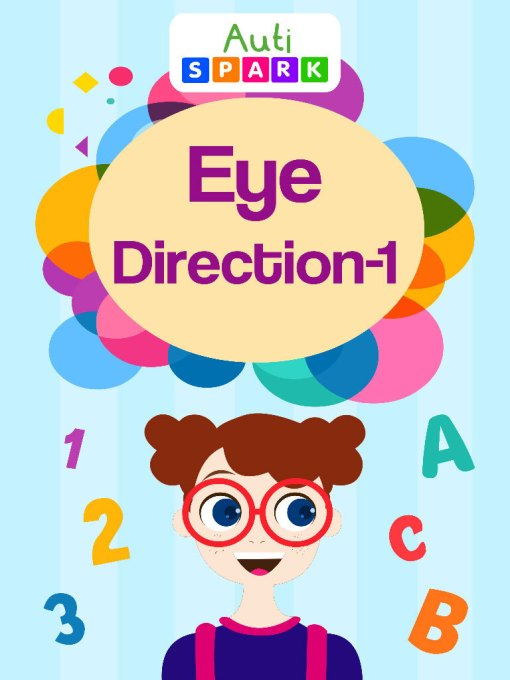 Identify The Eye Direction Activity Workbook