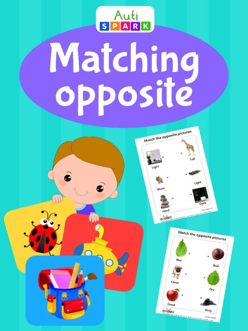 100 Match The Opposite Pictures