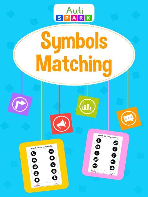 104 Match The Same Symbols