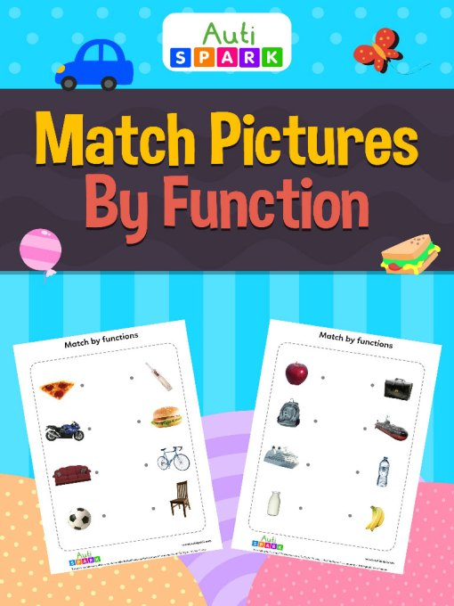 11 Match Pictures By Function