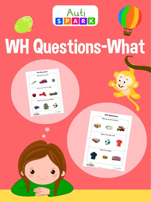 93 WH Questions what