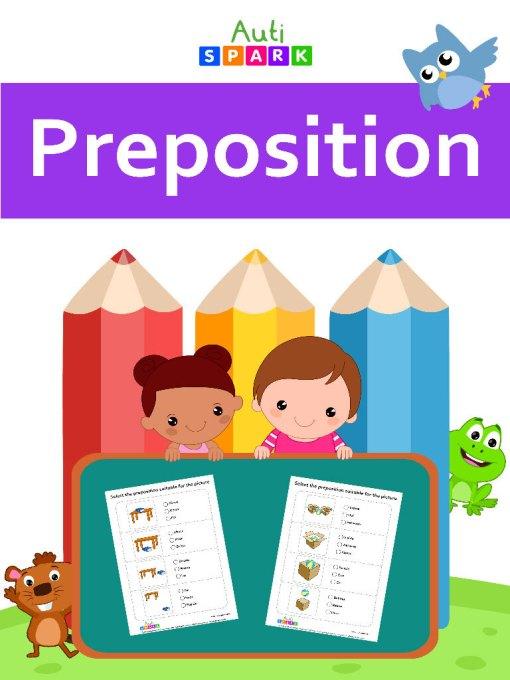 Prepositions Workbook Activity Workbook