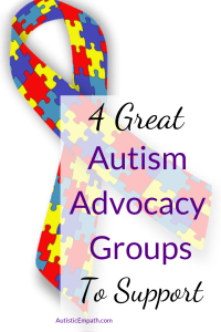 4 Great Autism Advocacy Groups To Support