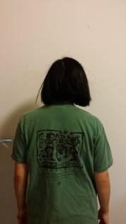 University of New Hampshire Institute on Disability shirt back