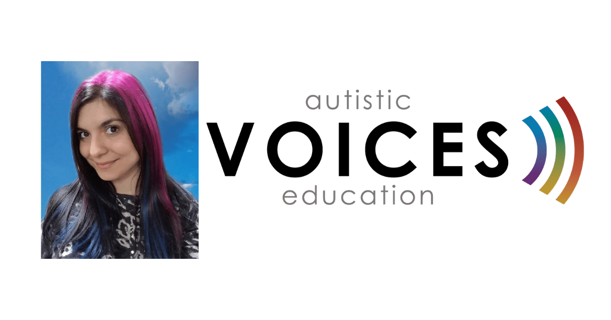 About the Founder of Autistic Voices Education