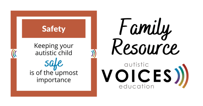 Autism Family Resource Autistic Kids and Safety