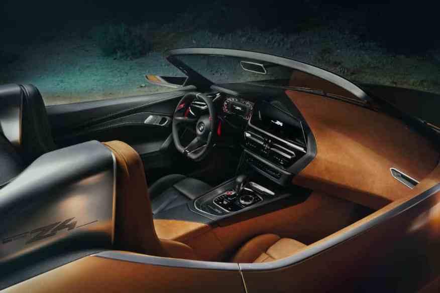 SPORTS CAR ROADSTER BMW Z4