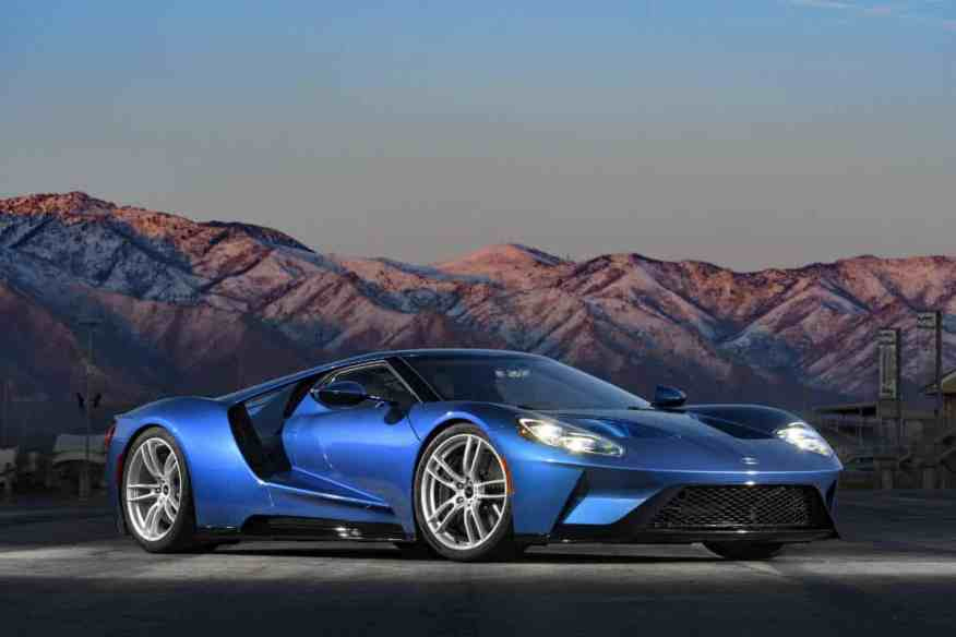 SUPERCAR FORD GT