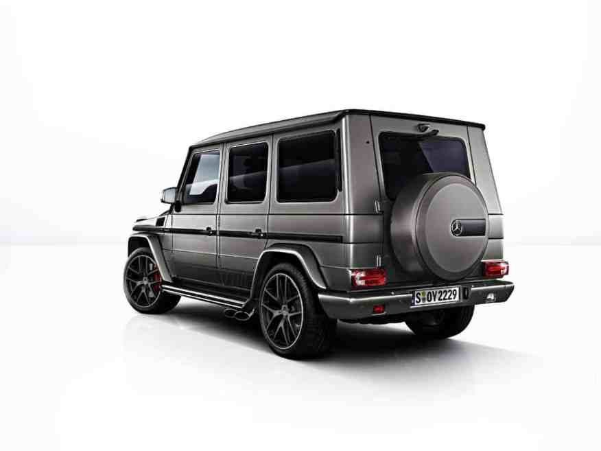 Mercedes-AMG G