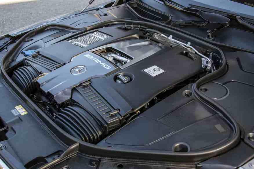 LUXURY SPORTS CAR MERCEDES AMG S