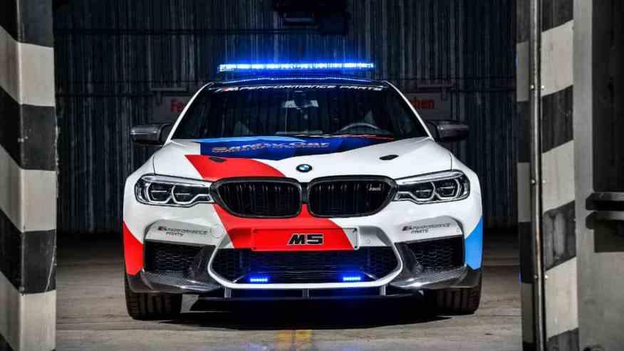 SAFETY CAR BMW M5 MOTO-GP