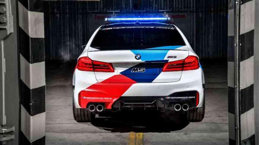 BMW M5 MotoGP 3