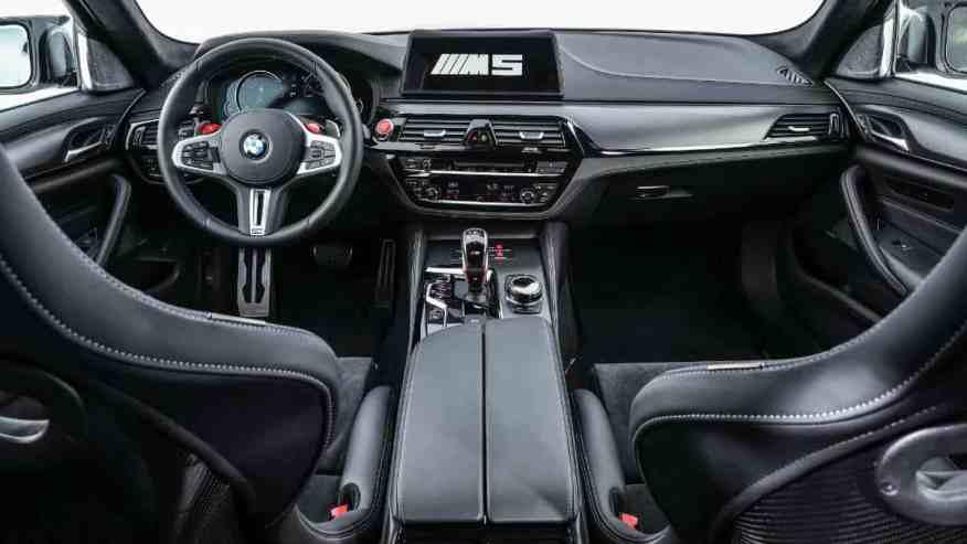 BMW M5 MotoGP 8