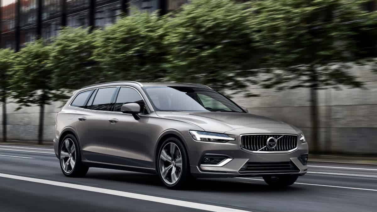 PREMIUM FAMILY CAR VOLVO V60