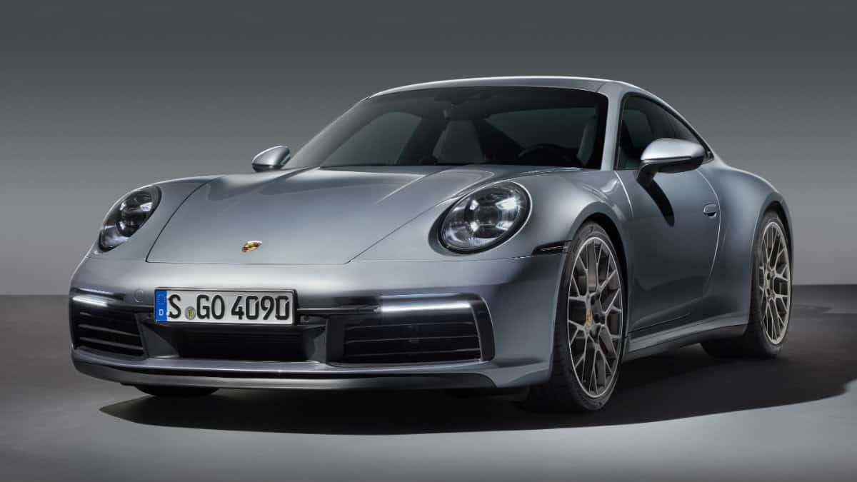SPORTS CAR PORSCHE 911 992