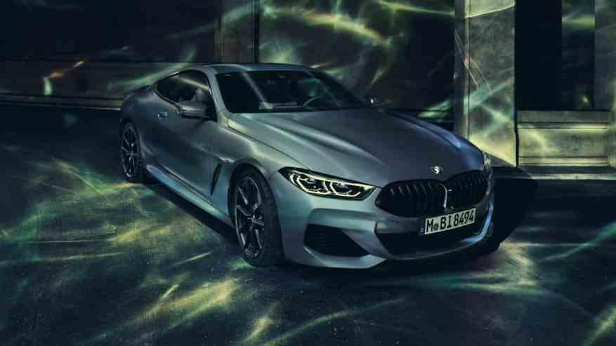 SPORTS COUPE BMW M850i