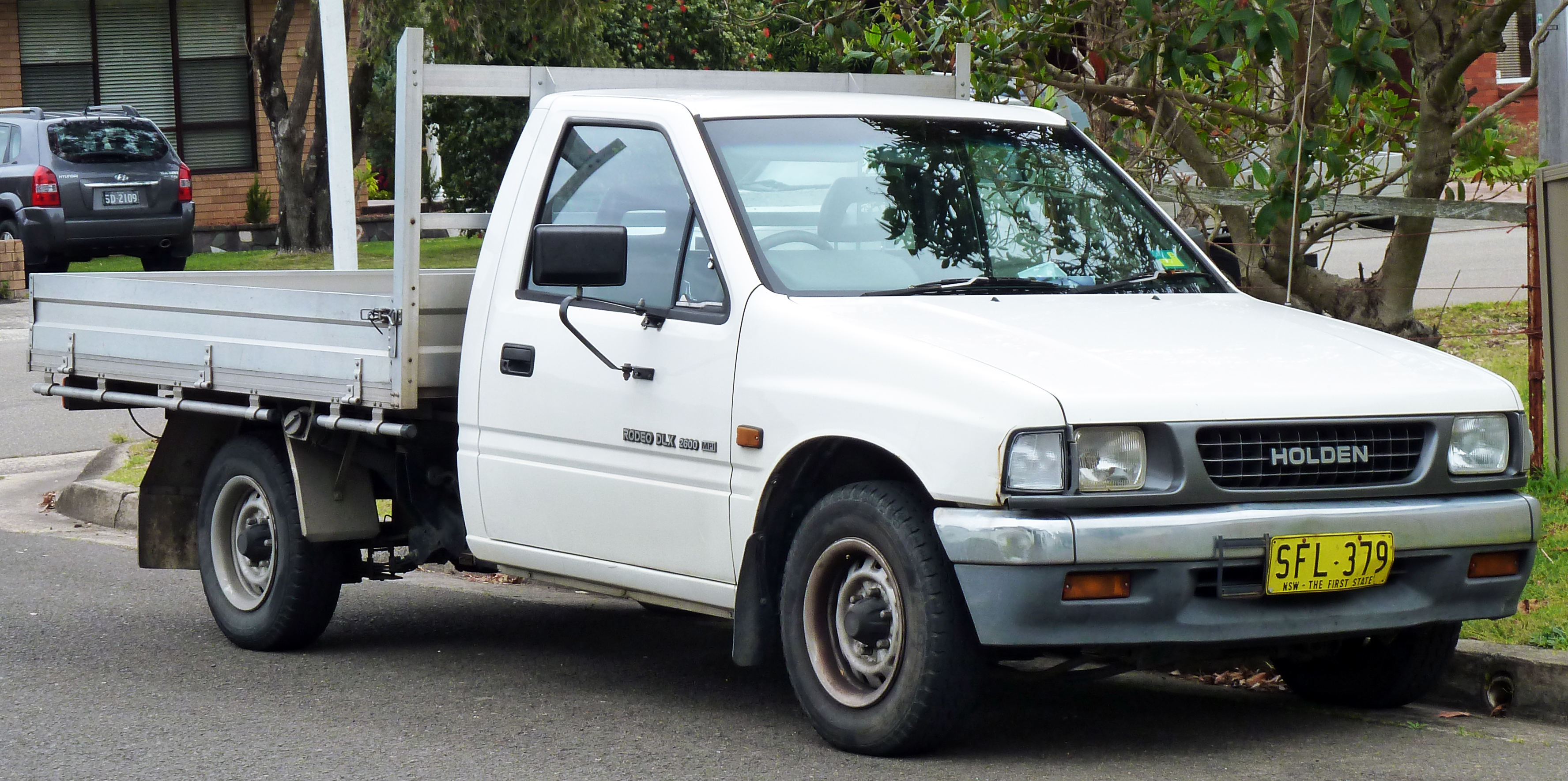1998 Holden Rodeo – pictures information and specs Auto