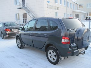2001 Renault Scenic rx (ja) – pictures, information and