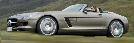 SLS Roadster