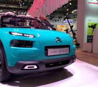Bild 5: Concept Car Citroën Cactus M