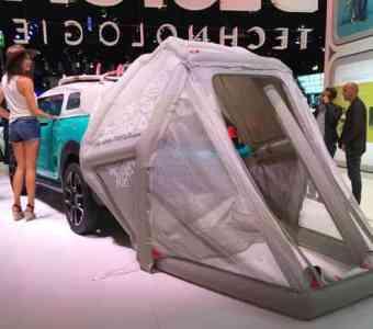 Bild 15: Concept Car Citroën Cactus M