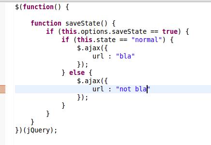 examples of javascript code