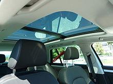 installation toit ouvrant voiture
