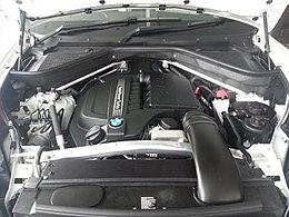 turbo bmw x3 3.0 d