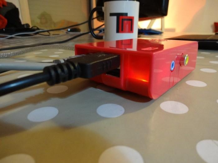 démarrage raspberry pi 3