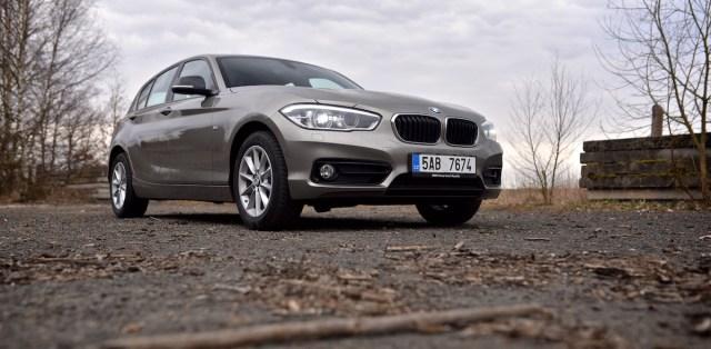 Test BMW 118i (1)