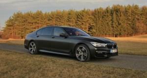 Test BMW 750Ld xDrive (AT)