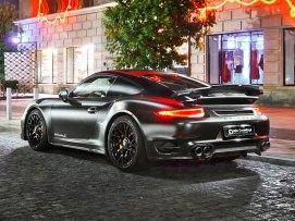 Porsche 911 Turbo S 5