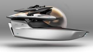 Aston Martin ponorka 2