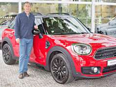MINI Countryman Jan Zelezny