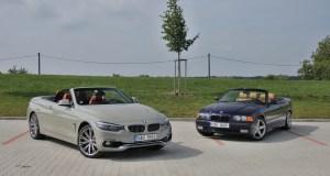 bmw 435d cabrio + bmw e36