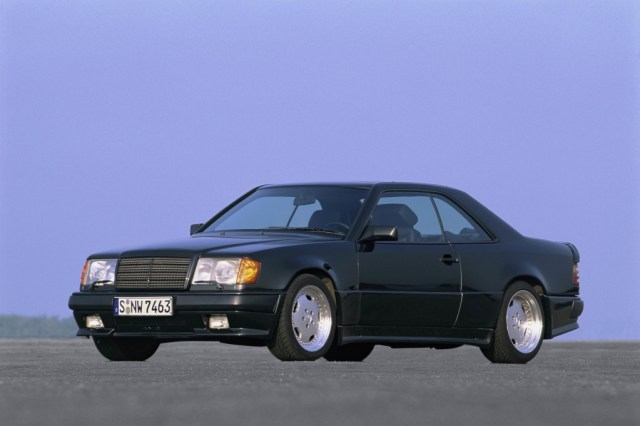 "AMG 300 CE 6.0 ""The Hammer"" (1988)"