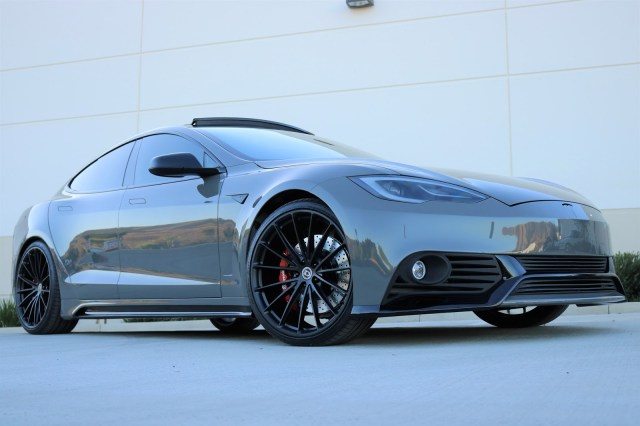 Zero To 60 Designs Tesla Model S
