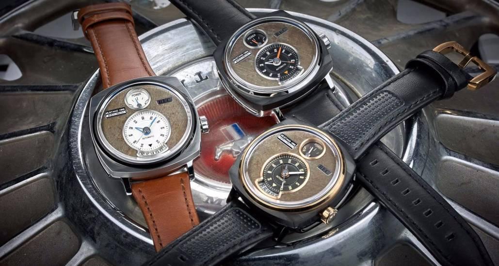 Nadšení hodináři vyrábí ze starých Mustangů luxusní hodinky fd90fe64e71