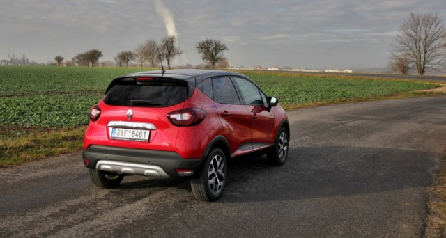 Test Renault Captur Energy TCe 120
