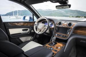 Bentley rozšířilo možnosti interiérového obložení o novou dýhu Liquid Amber