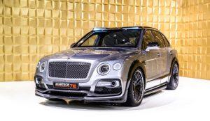 Startech představuje výkonový kit pro Bentley Bentayga